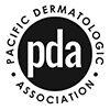 pacific dermatologic association logo